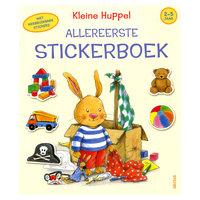 Kleine Huppel Allereerste Stickerboek