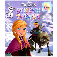 Disney Frozen Sticker Parade