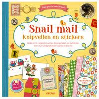 Snail Mail Knipvellen & Stickers