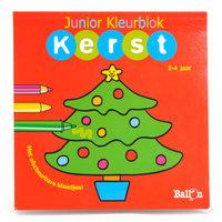 Junior Kleurboek Kerst