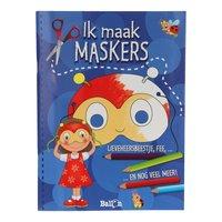 Ik maak Maskers - Meisjes