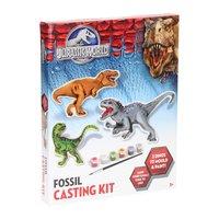 Jurassic World Gips Gieten Dino