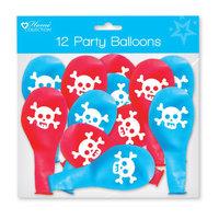 Ballonnen Piraat, 12st.