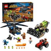 LEGO Super Heroes 76054 Scarecrow Zaait Angst