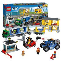 LEGO City 60169 Vrachtterminal