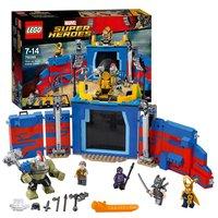 LEGO Super Heroes 76088 Thor vs. Hulk: Arenagevecht