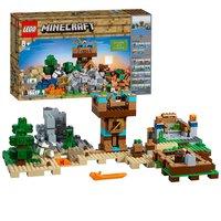 LEGO Minecraft 21135 De Crafting Box 2.0