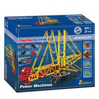 Fischertechnik Advanced - Power Machines, 1500dlg.