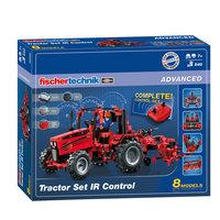 Fischertechnik Advanced - Tractor Set IR Control, 540dlg.
