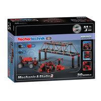 Fischertechnik Profi - Mechanic & Static, 500dlg.