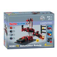 Fischertechnik Robotics - Robo TX Automation Robots, 510dlg.