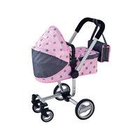 Baby Rose Luxe Kinderwagen met Luiertas