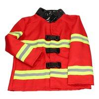 Brandweerjas met Reflectiestrepen