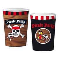Bekers Piraten, 8st.