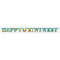 Letterslinger Emoji Happy Birthday