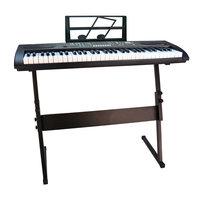 Bontempi Luxe Keyboard Staand, 61 toetsen