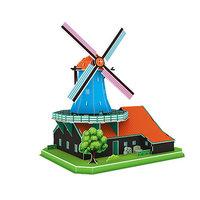 3D Puzzel Hollandse Molen