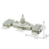 3D Puzzel The U.S. Capitol