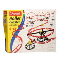 Quercetti Knikkerbaan Roller Coaster Maxi Rail