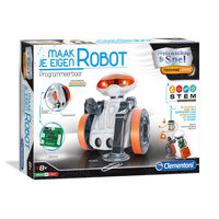 Wetenschap & Spel - Maak je eigen Robot