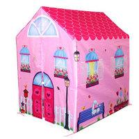 Speeltent - Roze Huis