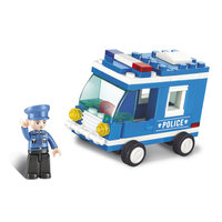 Sluban Politie Busje