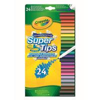 Crayola Viltstiften met Superpunt, 24st.