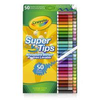 Crayola Viltstiften met Superpunt, 50st.