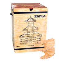Kapla, Kist met 280 Plankjes + Boekje