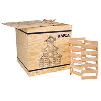 Kapla, Kist met Deksel 1000 Blanke Plankjes