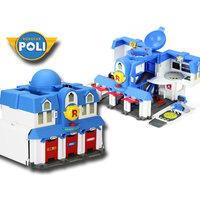 Robocar Poli Hoofdkwartier