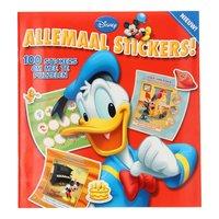 Allemaal Stickers! Donald Duck