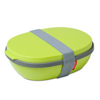 Mepal Lunchbox Ellipse Duo - Lime