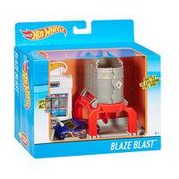 Hot Wheels Fold-Out Speelset - Blaze Blast