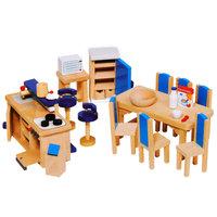 Poppenhuis Meubeltjes Keuken