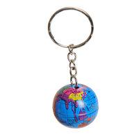 Sleutelhanger - Wereldbol