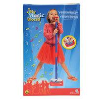 My Music World Microfoon op Standaard