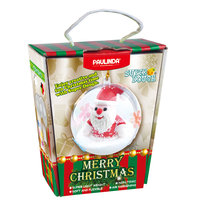 Super Dough Kerstbal Maken - Kerstman