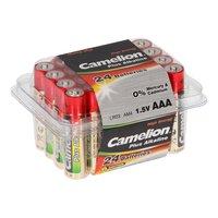 Camelion Plus Batterij Alkaline AAA/LR03, 24st.