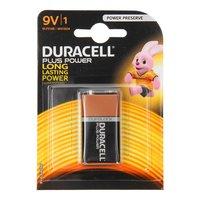 Duracell Plus Power Duralock Alkaline 9v/6LR61