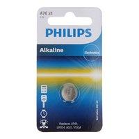 Philips Alkaline Knoopcelbatterij LR44/76A