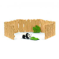 Schleich Paddock met Panda