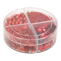 Kraaltjes Rood in Bakje