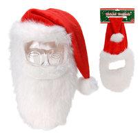 Kerstmuts Pluche met Baard