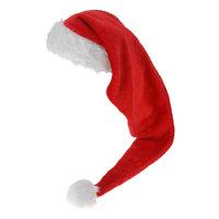 Kerstmuts Pluche, 125 cm