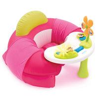 Smoby Cotoons Babystoel met Activiteitentafel - Roze