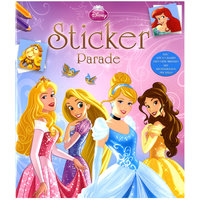 Disney Prinses Sticker Parade