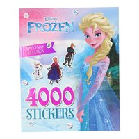 Disney Frozen 4000 Stickerboek