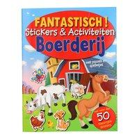 Fantastisch Stickerboek - Boerderij