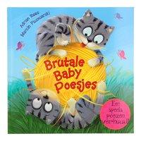 Prentenboek Brutale Baby Poesjes